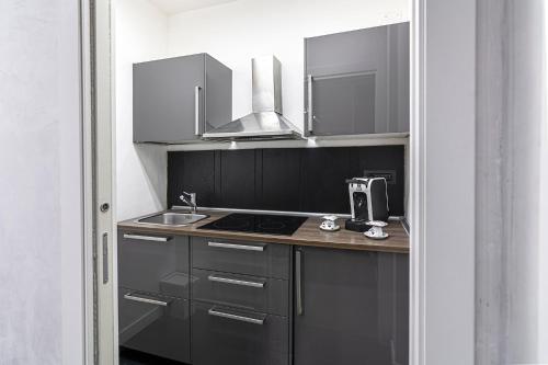 Cucina o angolo cottura di Spa Suite Angioini