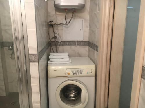 Ванная комната в Apartment u Kamina