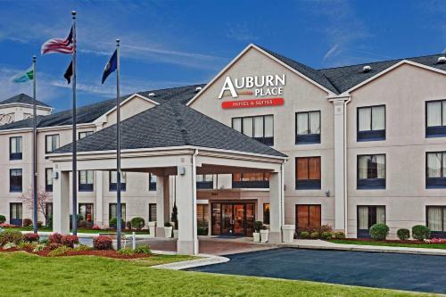 Auburn Place Hotel & Suites Paducah