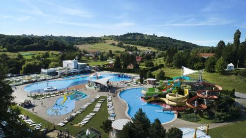 A view of the pool at Holiday home Novak M or nearby