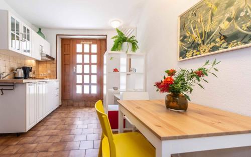 A kitchen or kitchenette at studio Tamburini centre