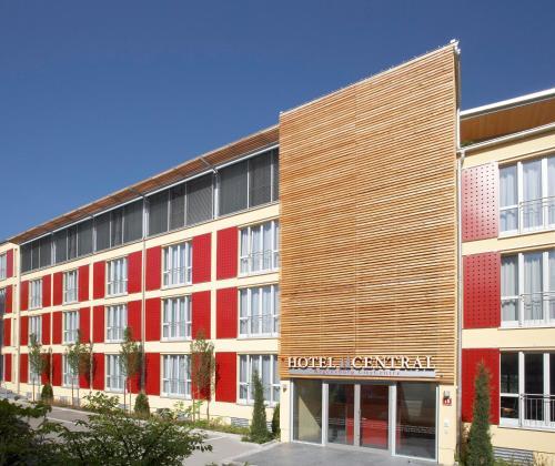 Hotel Central Regensburg CityCentre