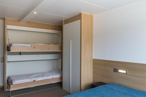 Un ou plusieurs lits dans un hébergement de l'établissement Vakantie Domein Ter Helme