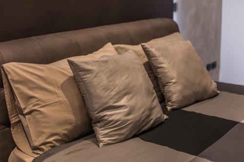 Lova arba lovos apgyvendinimo įstaigoje SUITE 11 NEAR DUOMO