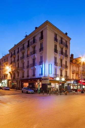 Centre 2019 Actuel Chambéry Tarifs Hotel Gare– c1lFKJ