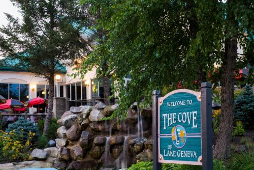 The Cove of Lake Geneva