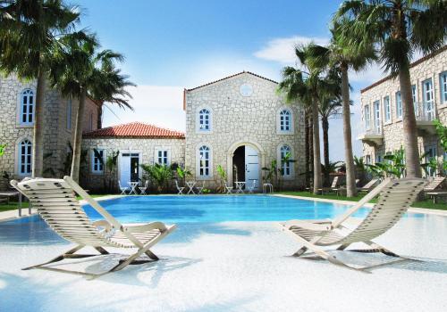 Manastir Alacati Hotel