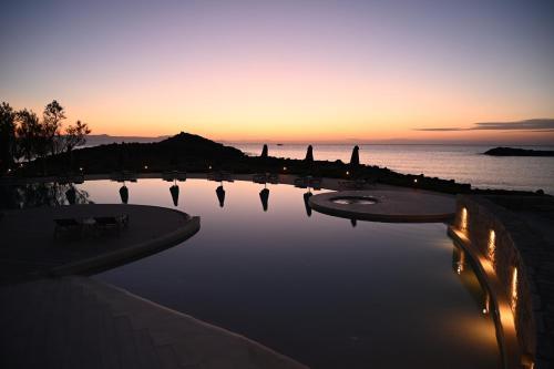 Piscina di Kavos Beach Apartments & Studios o nelle vicinanze