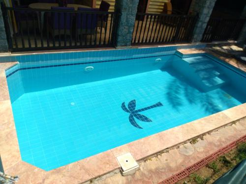 The swimming pool at or near Villa Marry