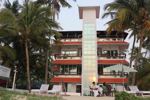 棕櫚海灘阿玉維達度假酒店