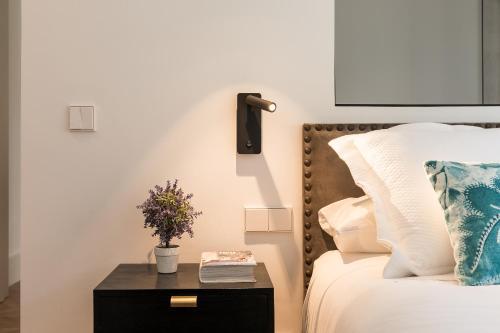 TV/Unterhaltungsangebot in der Unterkunft Feelathome Waldorf Suites Apartments