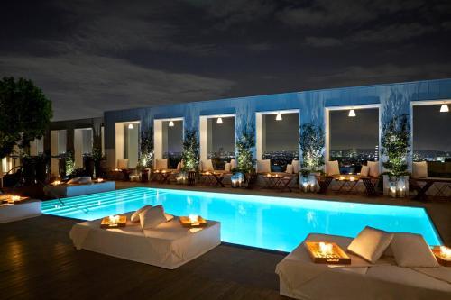 西好萊塢蒙德里安洛杉磯酒店