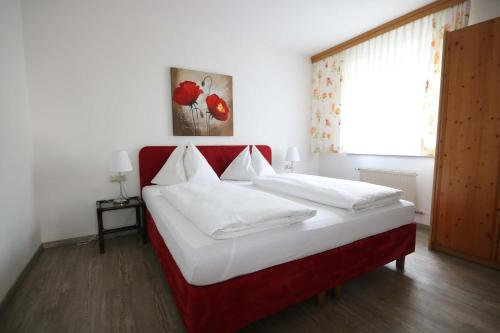 A bed or beds in a room at Appartement Kogard - Anna