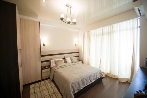 Krevet ili kreveti u jedinici u okviru objekta Nirvana Luxury Homes