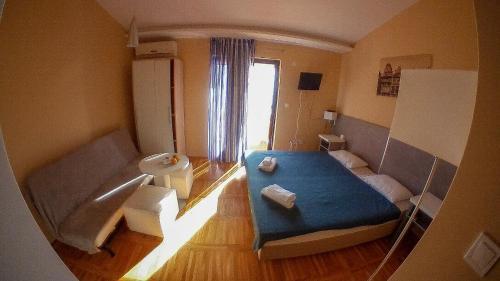 Villa Matea Apartment休息區