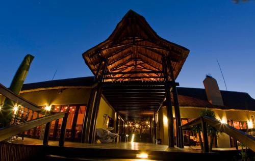 Elephant Plains Game Lodge