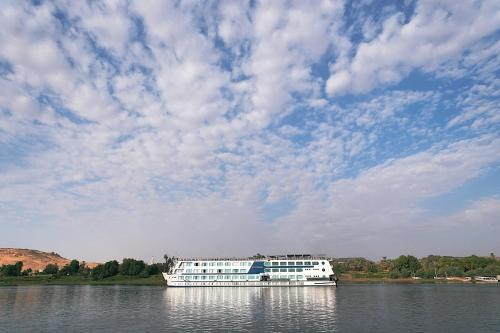 Radamis I Nile Cruise Every Thursday from Luxor & Every Monday from Aswan