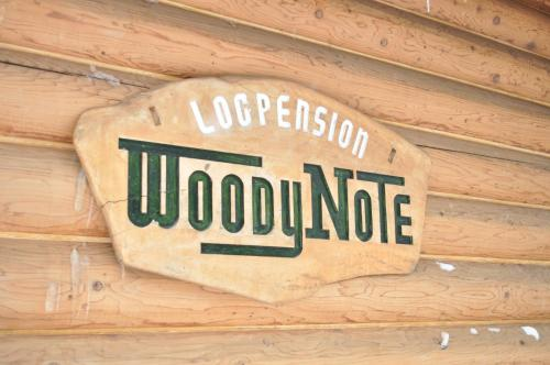 Pension Woody Note