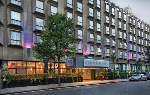 photo of 中央公園酒店(Central Park Hotel)   英國倫敦(London, UK)
