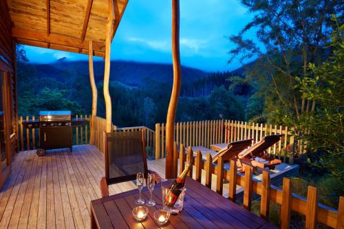 The Resurgence luxury eco lodge