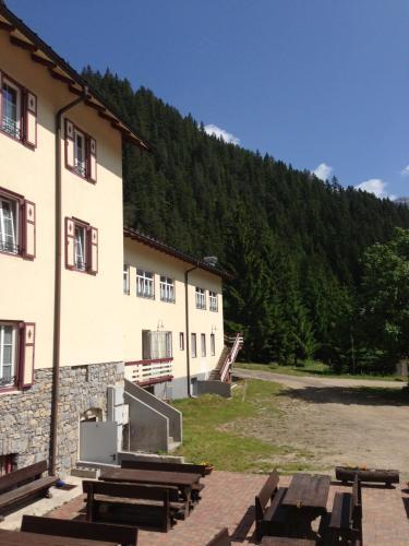 Hotel Soggiorno Dolomiti (Italia Mazzin) - Booking.com