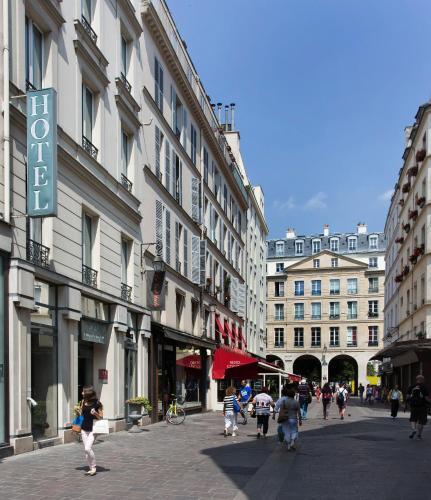 hôtel des ducs d'anjou, paris, france - booking
