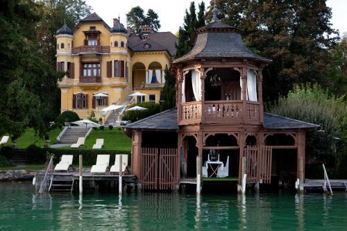 Schlossvilla Miralago