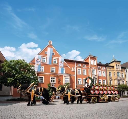 Hotel zum Erdinger Weissbräu