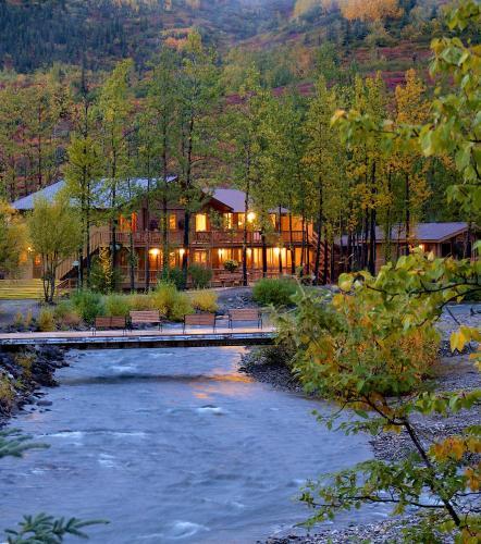 Bookingcom  Lodges en Alaska Cabañas en Alaska, Estados Unidos