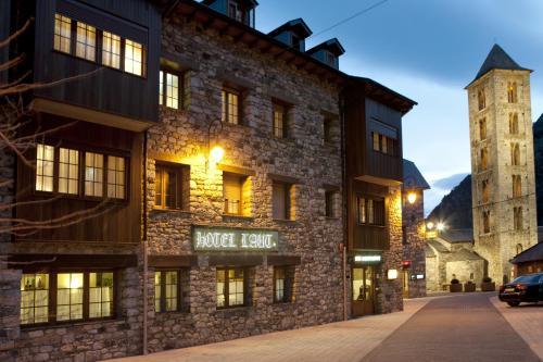 Hotel L'Aüt