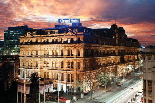 Grand Hotel Melbourne - MGallery by Sofitel