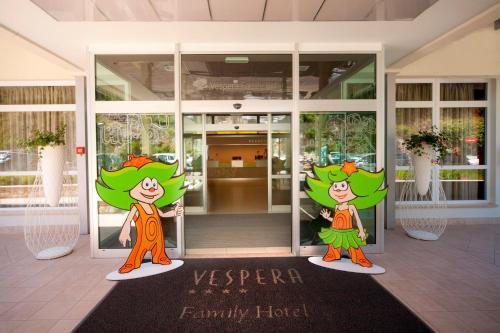 維斯佩拉家庭酒店