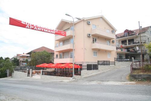 Apartments Giljača