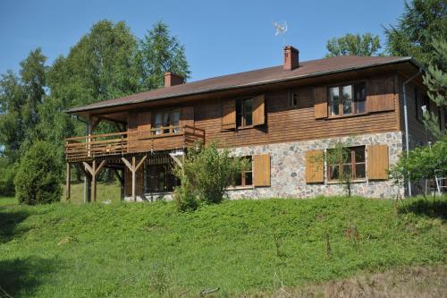 Dom nad Strugą