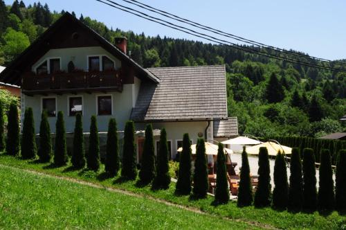Guesthouse Tourist Farm Grapar