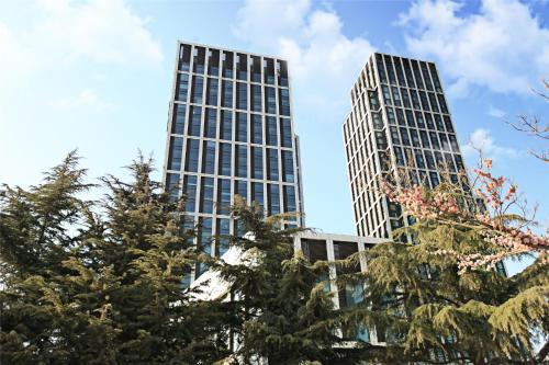 Qingdao Lejiaxuan Boutique Apartment International Convention Center Branch