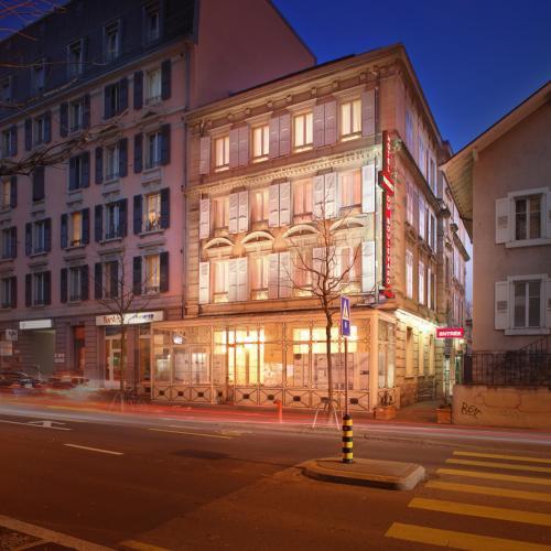 Hôtel Résidence du Boulevard