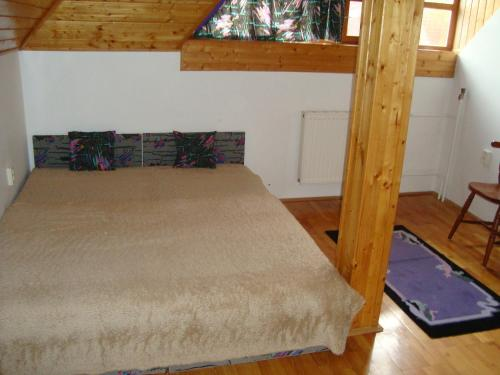 Cama o camas de una habitación en Barack Villa