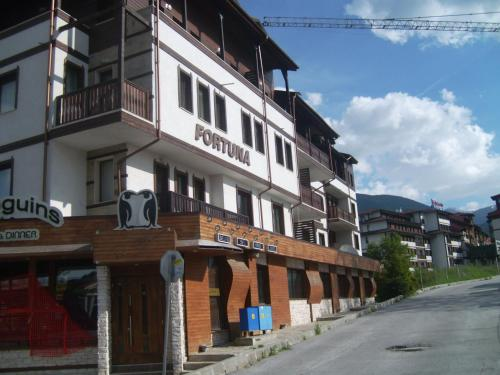 Ski & Holiday Self-Catering Apartments Fortuna