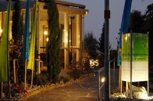 Appartement-Hotel im Weingarten