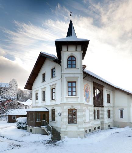 Hotel Fantasia in de winter