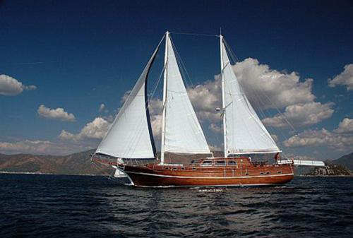Barbaros Yachting Luxury Private Gulet 6 Cabins