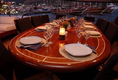 Barbaros Yachting Luxury Private Gulet 5 Cabins