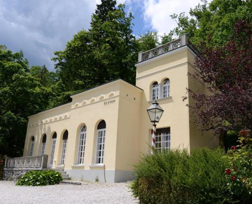 The Best Villas In Bled Slovenia Bookingcom - A beautiful villa in ljubljana every minimalist will love