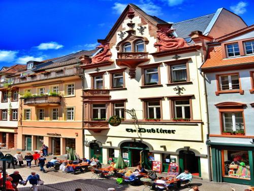 The Dubliner Hotel & Irish Pub