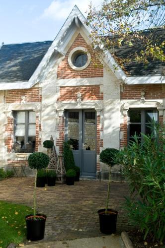 Hôtel Particulier Chamoiserie (France Niort) - Booking.com