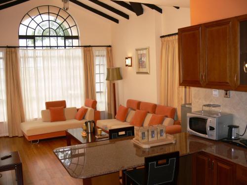 Natural Oak Apartments