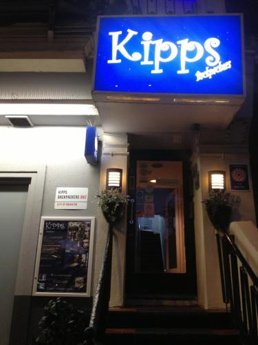 Kipps Backpackers Brighton