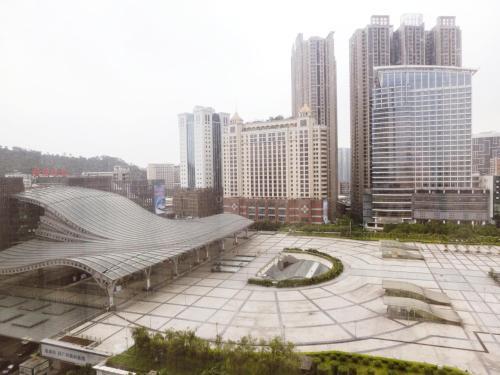 eStay Residence • Poly Central Pivot Guangzhou