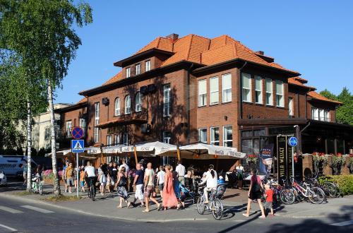 Hotel Villa Wesset